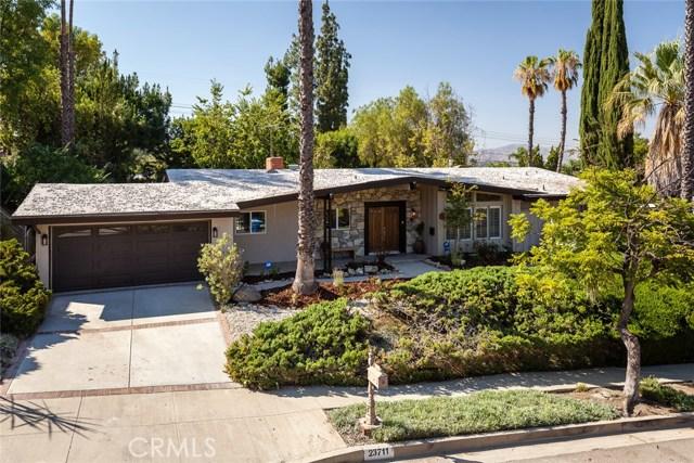 23711 Ladrillo Street, Woodland Hills CA 91367
