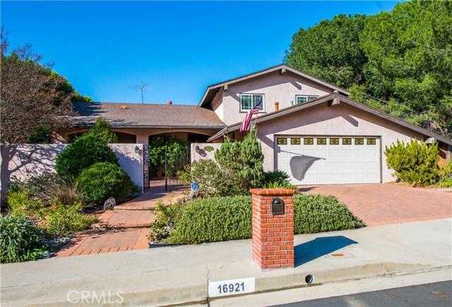 16921 Colven Road Granada Hills, CA 91344 - MLS #: SR17270714