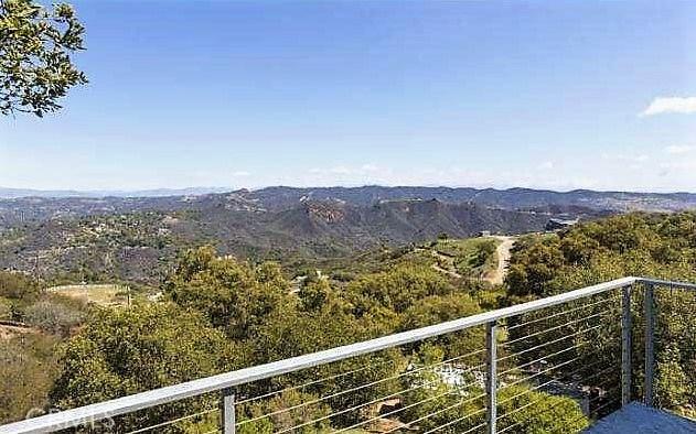 Single Family Home for Rent at 20335 Skyhawk Lane Topanga, California 90290 United States