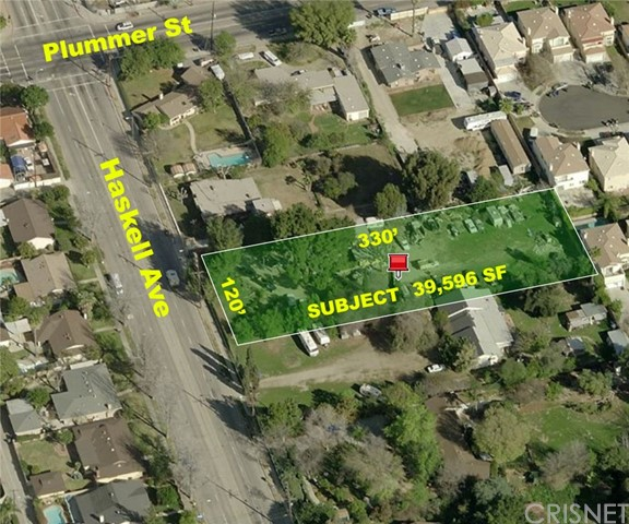 Single Family Home for Sale at 9430 Haskell Avenue North Hills, California 91343 United States