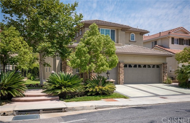 20751 Campania Lane , CA 91326 is listed for sale as MLS Listing SR17121904