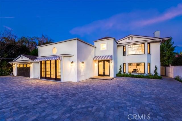Single Family Home for Sale at 5048 Gloria Avenue Encino, California 91436 United States