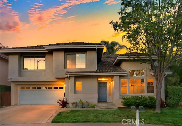 Single Family Home for Sale at 544 El Retiro Court Oak Park, California 91377 United States