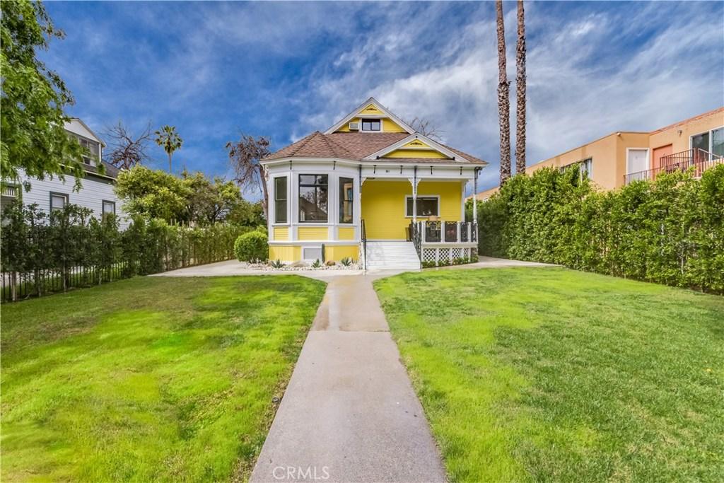 661 N MARENGO Avenue, Pasadena, CA 91101