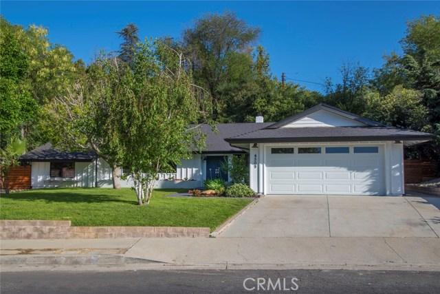 4509 San Feliciano Drive, Woodland Hills, CA 91364