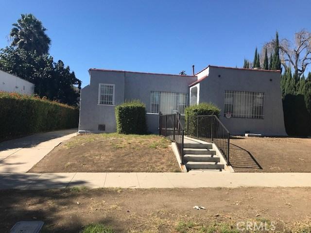 731 NORTH CURSON AVENUE, LOS ANGELES, CA 90046