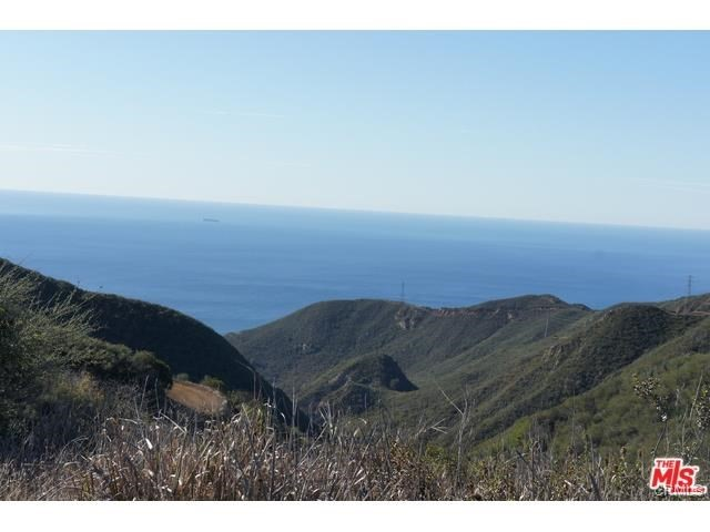 0 Corral Canyon Malibu, CA 0 - MLS #: SR18013964