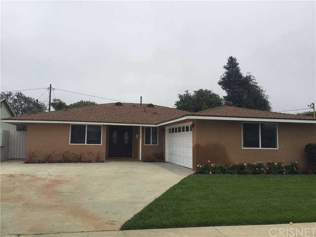 Single Family Home for Sale at 3938 Madison Street Ventura, California 93003 United States