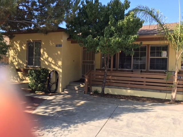 Single Family Home for Rent at 7511 Milwood Avenue Canoga Park, California 91303 United States