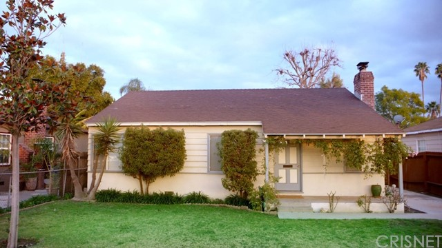 Single Family Home for Rent at 5332 Strohm Avenue North Hollywood, California 91601 United States
