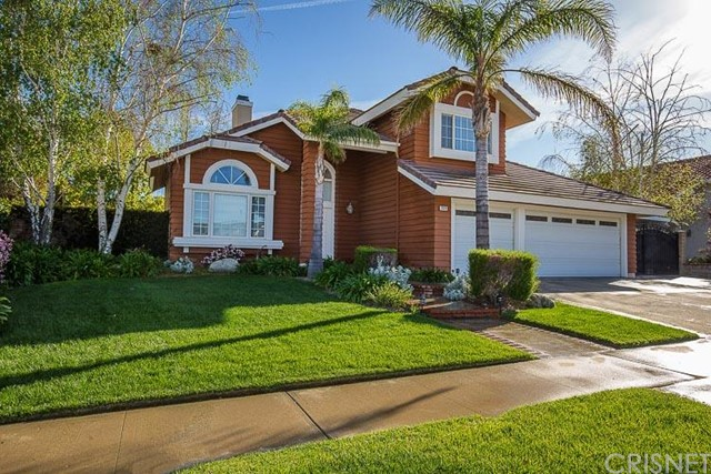 3329 Crazy Horse Drive, Simi Valley, CA 93063