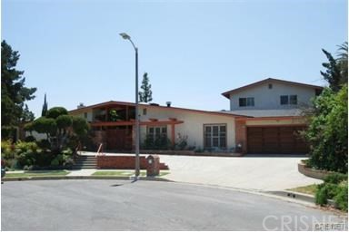 Single Family Home for Rent at 17300 Halsted Street Northridge, California 91325 United States