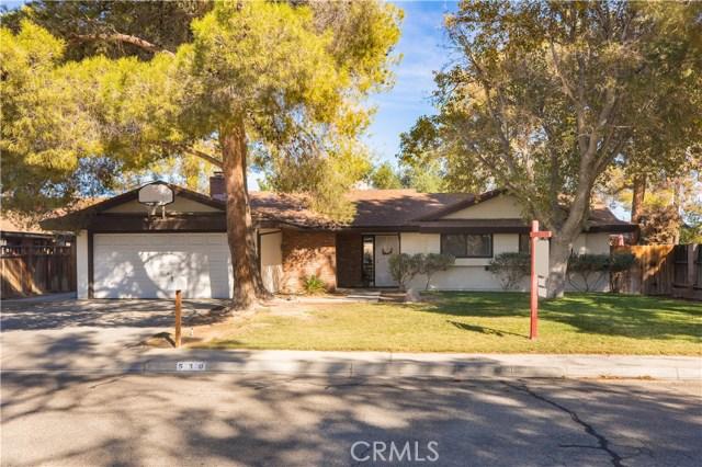 530 Mary Ann Avenue Ridgecrest, CA 93555 - MLS #: SR18264442