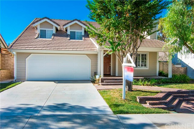 23916 Whitfield Place, Valencia CA 91354