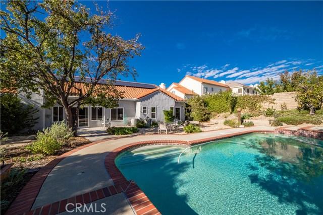 7546 Atherton Lane West Hills, CA 91304 - MLS #: SR18288640