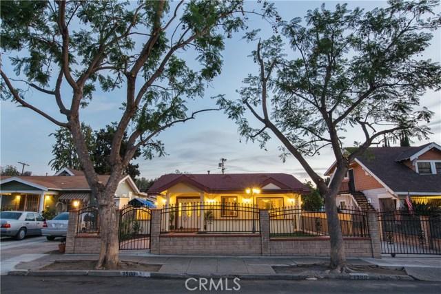 Single Family Home for Sale at 1580 Grandola Avenue Eagle Rock, California 90041 United States