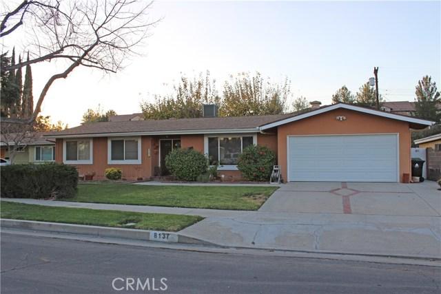 8137 Sedan Avenue  West Hills CA 91304