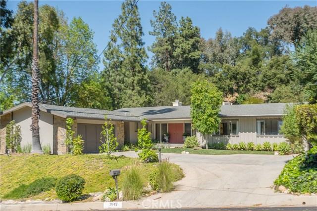 3942 Ballina Drive, Encino CA 91436