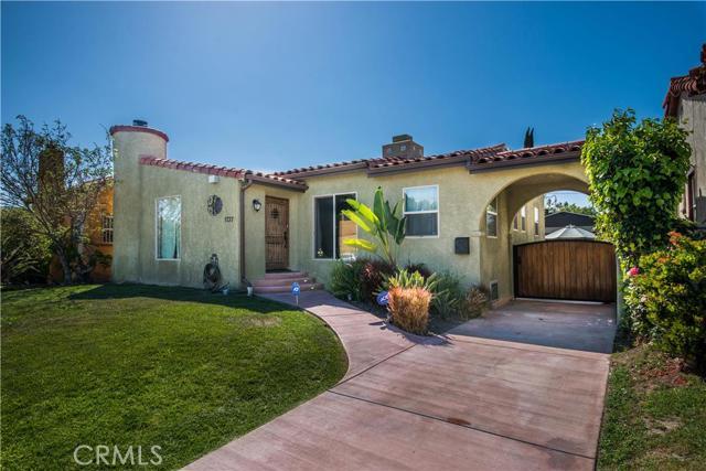 1737 South Stanley Avenue, Los Angeles (City), California 90019- Oren Mordkowitz