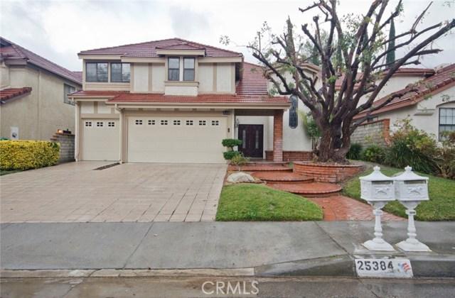 25384 Irving Lane, Stevenson Ranch CA 91381