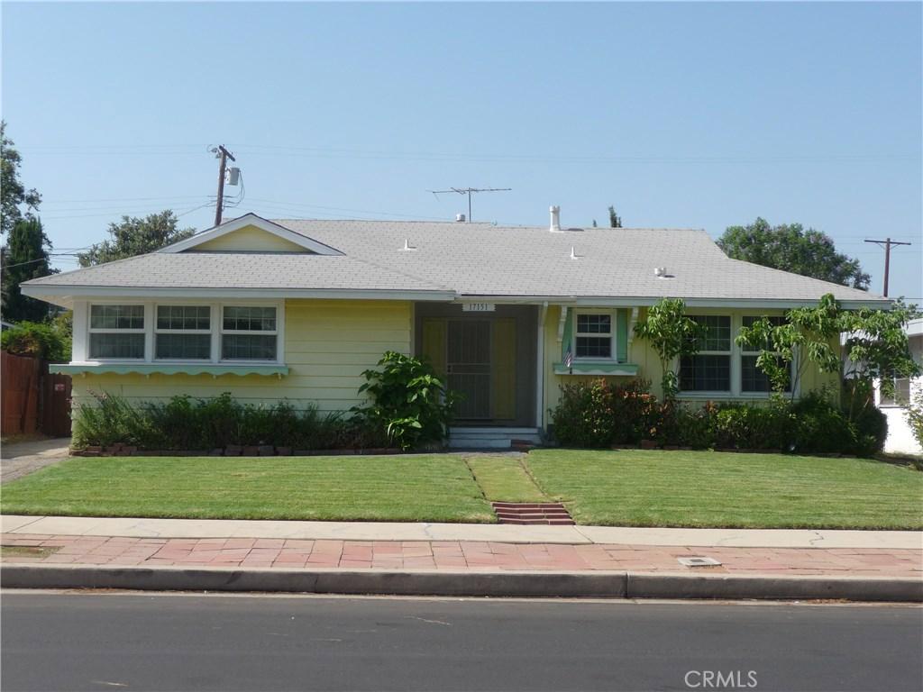 17151 TULSA Street, Granada Hills, CA 91344