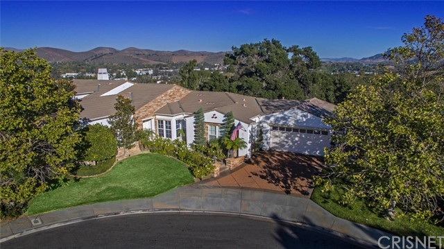 738 Coral Ridge Court Westlake Village, CA 91361 - MLS #: SR17235592