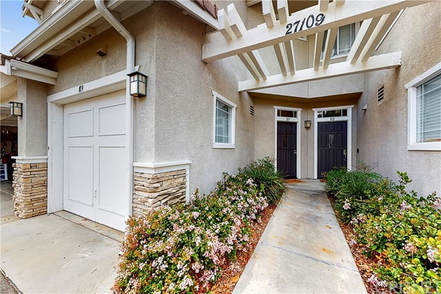 Detail Gallery Image 1 of 26 For 27109 Teton Trl #89,  Valencia,  CA 91354 - 2 Beds | 2 Baths