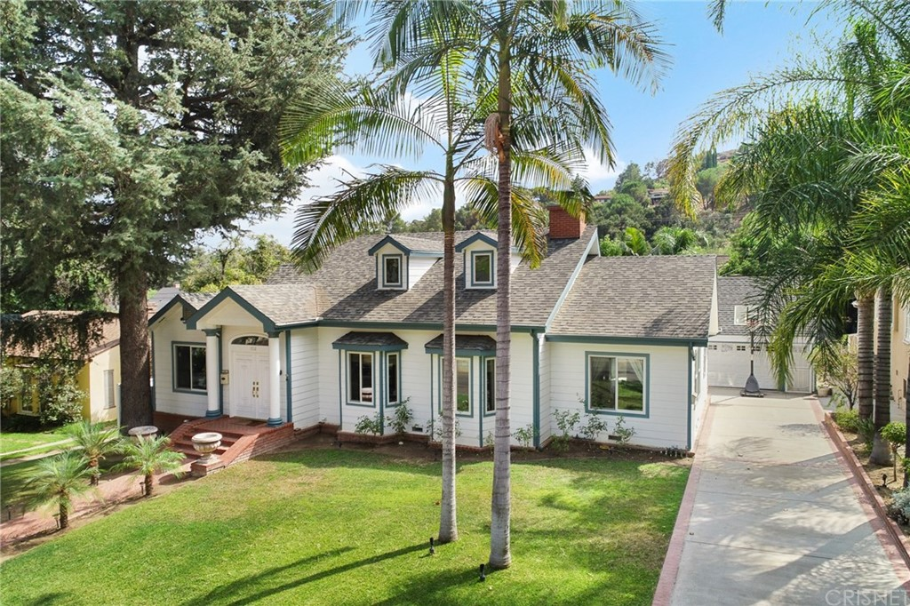 1512 WABASSO Way, Glendale, CA 91208