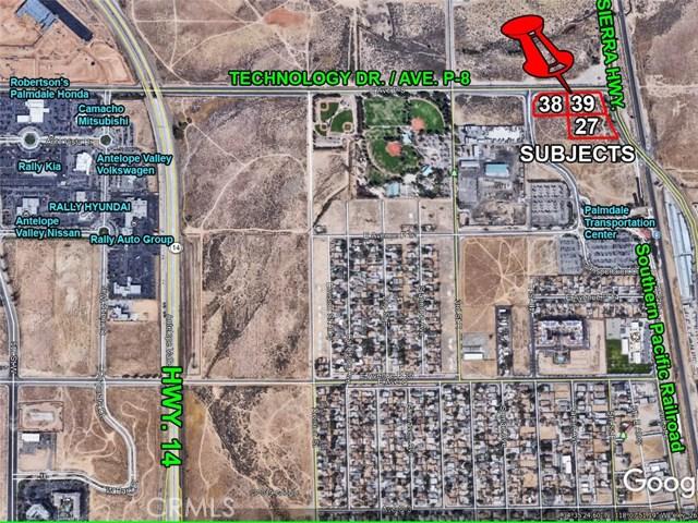 0 Sierra Hwy. and Ave. P-8 (Technology Dr.), Palmdale CA: http://media.crmls.org/mediascn/ec8763a1-7c1f-4241-9f33-d8034d9af71f.jpg