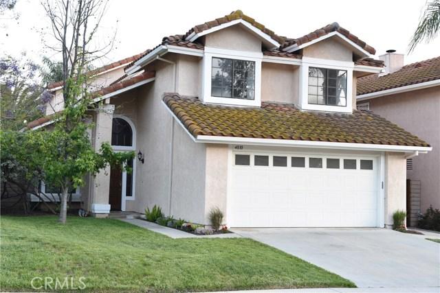 Single Family Home for Sale at 4810 Aliano Drive Oak Park, California 91377 United States