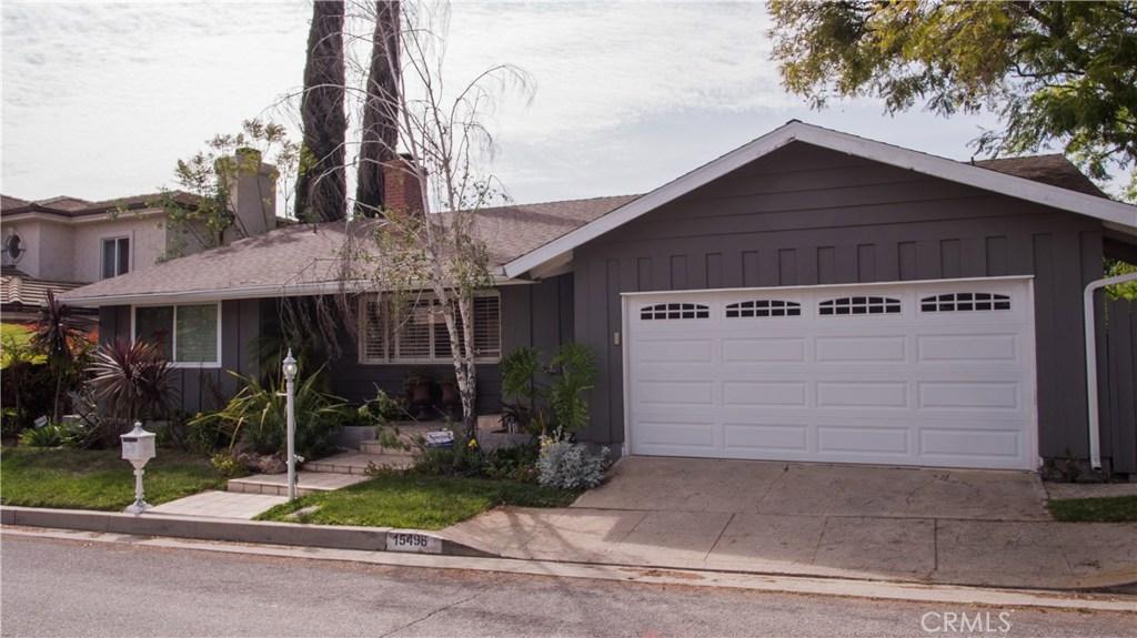 15498 Briarwood Drive, Sherman Oaks, CA 91403