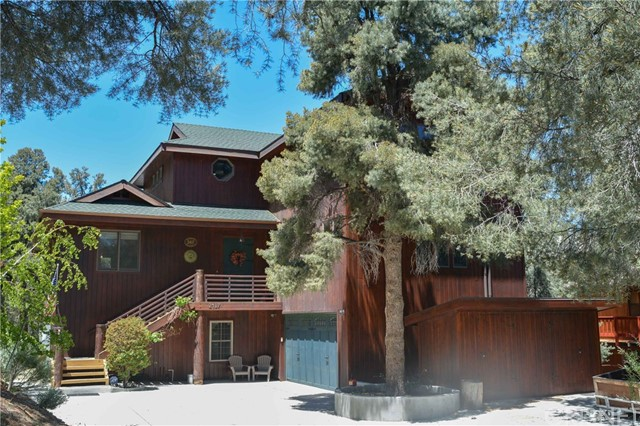 Single Family Home for Sale at 2417 Yellowstone Court Frazier Park, California 93225 United States