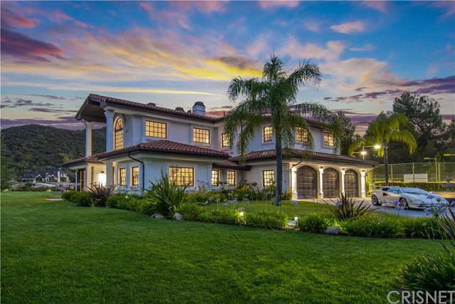 Single Family Home for Sale at 3836 Kanan Road Agoura Hills, California 91301 United States