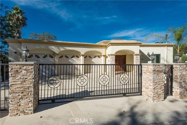 Single Family Home for Sale at 4883 Calderon Road 4883 Calderon Road Woodland Hills, California 91364 United States