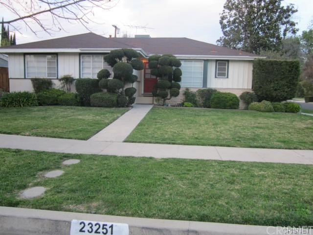 23251 Hamlin Street West Hills CA  91307