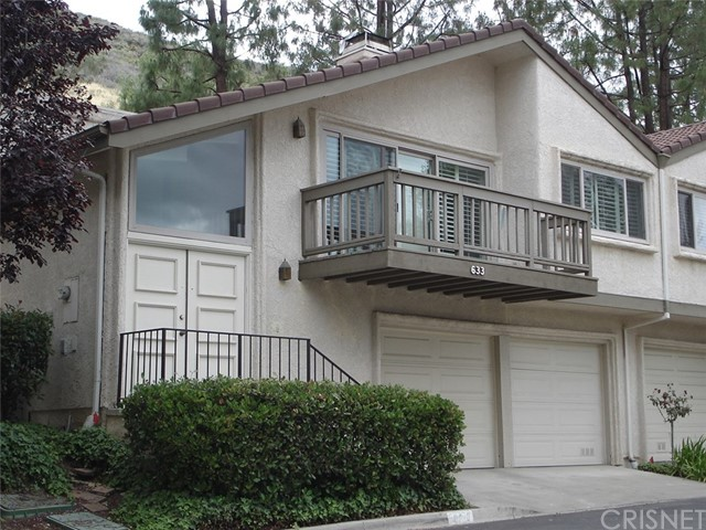 Townhouse for Rent at 633 Calle Aragon Oak Park, California 91377 United States