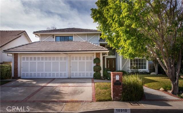 Single Family Home for Sale at 18910 Killimore Court 18910 Killimore Court Porter Ranch, California 91326 United States