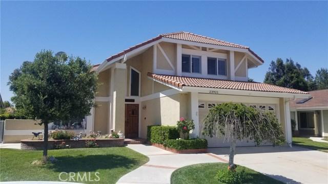 23921 Via Rosa Linda Valencia, CA 91355 - MLS #: SR18164149