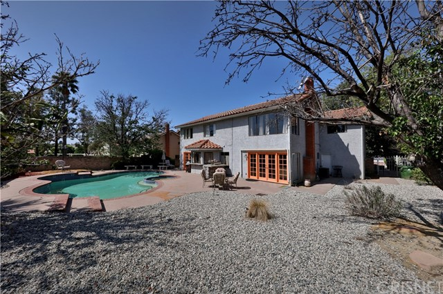 18879 Brasilia Drive Porter Ranch, CA 91326 - MLS #: SR18218118