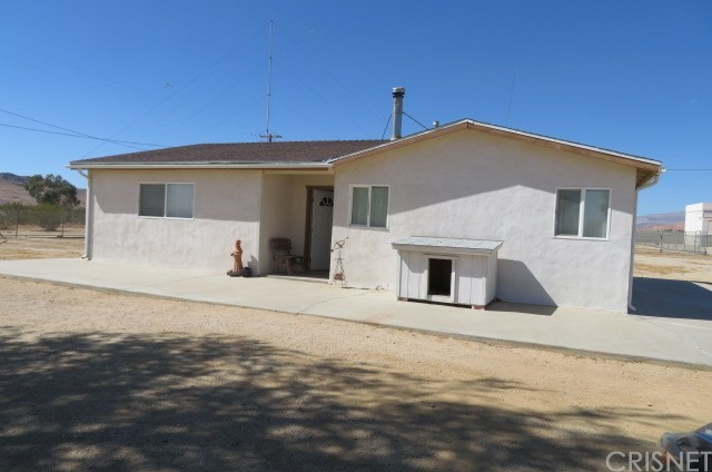 Single Family Home for Sale at 4697 Gibbs 4697 Gibbs Mojave, California 93501 United States