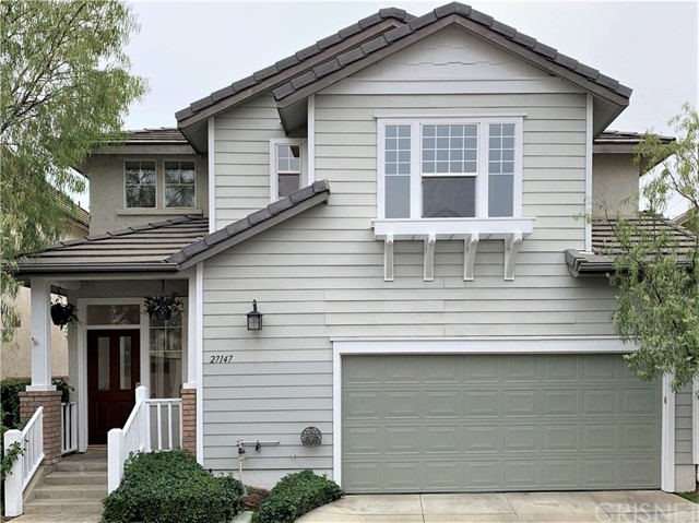 27147 Manor Circle  Valencia CA 91354