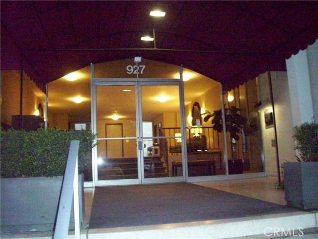 927 N Kings Road Unit 210 West Los Angeles, CA 90069 - MLS #: SR17247365