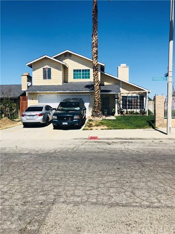 4857 Diamond Street Palmdale, CA 93552 - MLS #: SR18079080