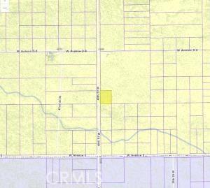 0 Vac/40 Stw/Vic Avenue D12 Lancaster, CA 93536 - MLS #: SR18108358