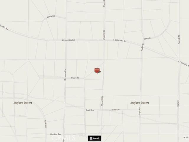 0 Columbia Rd. and Churchill Street California City, CA 0 - MLS #: SR17232140