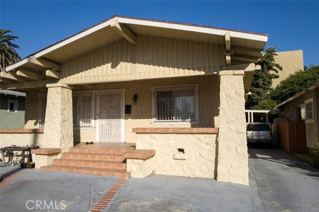 Single Family Home for Sale at 468 N Serrano Avenue 468 N Serrano Avenue Los Angeles, California 90004 United States