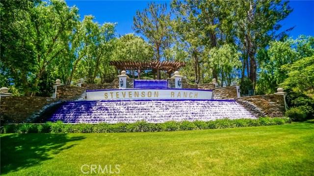 25709 Thurber Way Stevenson Ranch, CA 91381 - MLS #: SR18122285