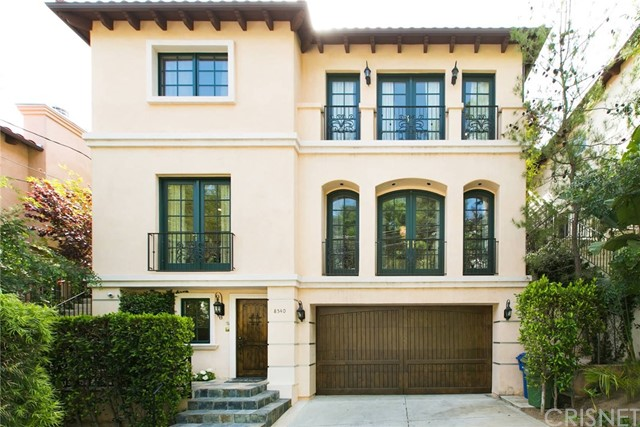 8540 Lookout Mountain Avenue, Hollywood Hills, CA 90046