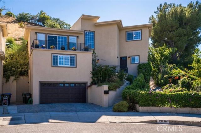 22736 Cavalier Street  Woodland Hills CA 91364