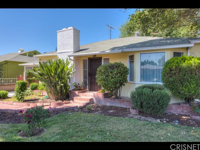 1121 North Reese Place Burbank CA  91506